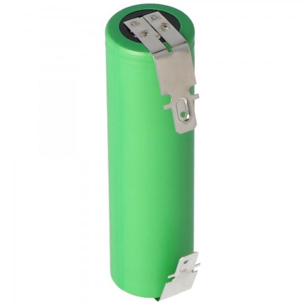 Udskiftning batteri passer til Bosch Ciso batteri 3.6 til 3.7 Volt Kapacitet maks. 2200mAh