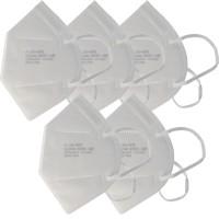 5 stk Premium FFP2 maske latexfri 7-lags uden ventil, ugepakke, certificeret i henhold til DIN EN149: 2001 + A1: 2009, partikelfiltrering halvmaske, FFP2...
