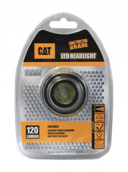 CAT CT40150P LED-forlygte 120 lumen op til 60 meter