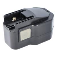 AEG BEST 12X genopladeligt batteri som en replik af AccuCell 12V, 2.0Ah