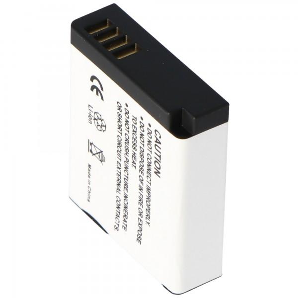 Panasonic DMW-BLH7 batteri som en replik af AccuCell batteri passer til Lumix DMC-GM1