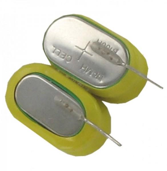 Lavpris X150H NiMH Batteripakke 4,8 Volt med Loddepude