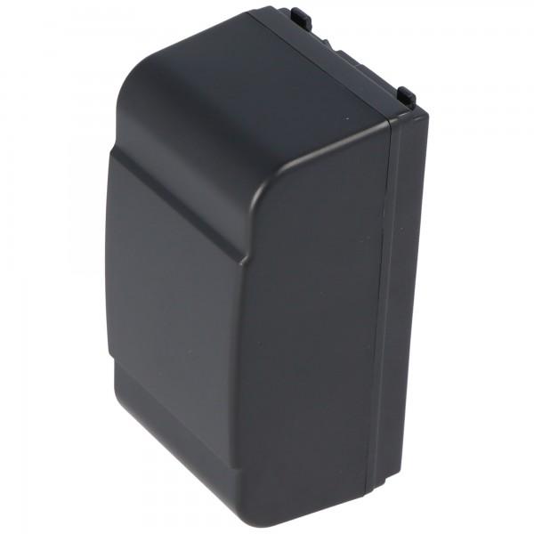 AccuCell batteri passer til Philips VKR, SPC, CPL serie, 4000mAh