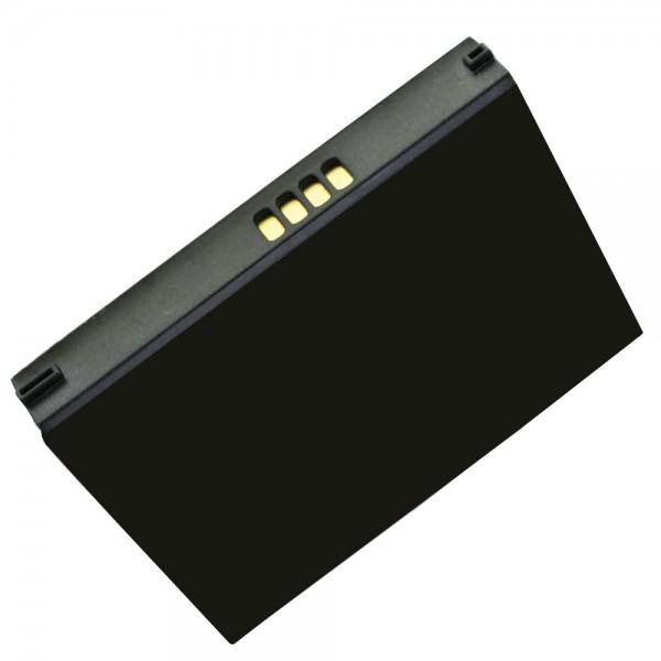 AccuCell batteri passer til Asus MyPal A632, SBP-03, A632N, A636