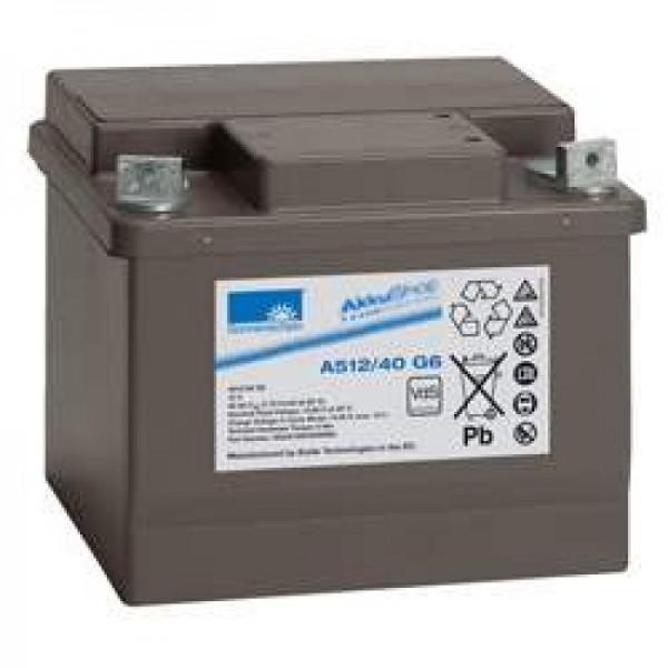 Sunshine Dryfit A512 / 40G6 blybatteri, VDS G191015
