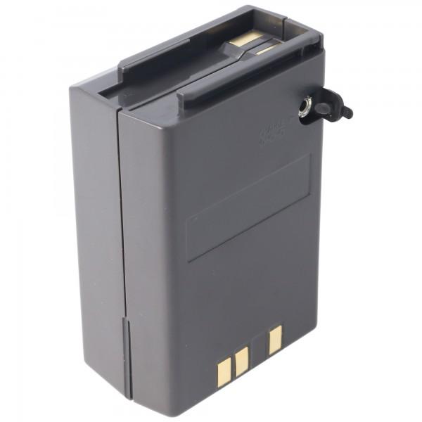 Batteri passer til Yaesu FNB-10, FNB-17, FNB-20, H36217, H36210