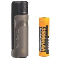 Fenix ARE-X11 oplader og batteri Li-ion 18650 med 3500mAh