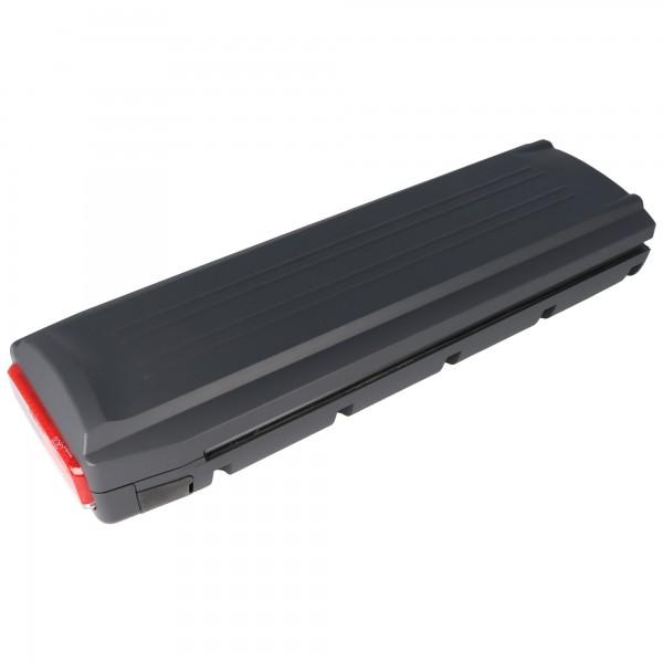 Power Pack 10.4Ah 374Wh passer til 36 Volt Gazelle Innergy XT Drive System