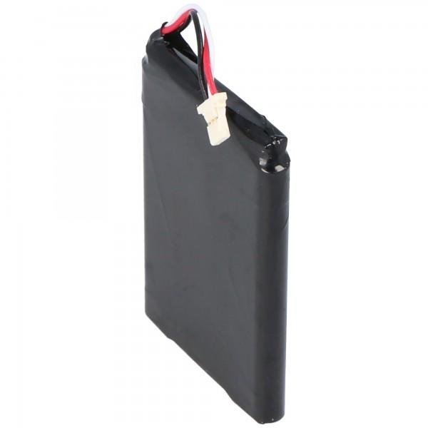 Navigon 72 Easy Battery 72 Plus Live som et replikabatteri fra AccuCell