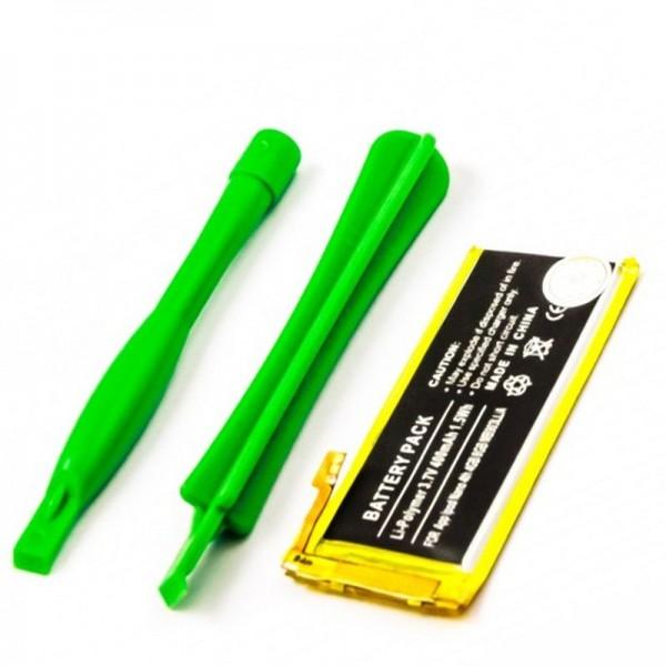 Batteri passer til Apple-batteriet iPod Nano 4th 4GB, 8GB, MB903LL / A