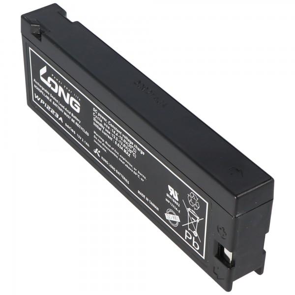 AccuCell batteri passer til Panasonic VW-VB30, VW-VB31, VW-VBF10E