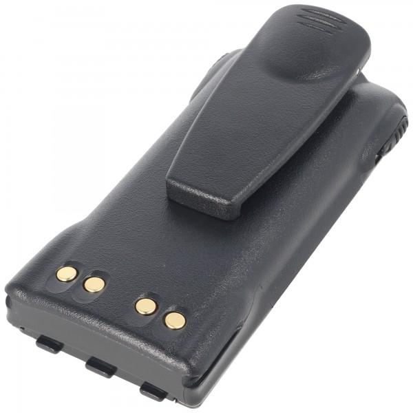 Batteri passer til Motorola GP320, GP340, GP360, HNN9008 1300mAh