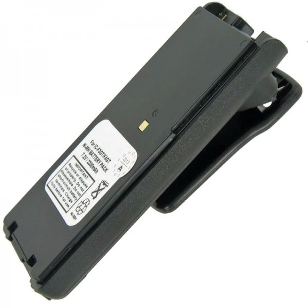 Batteri passer til ICOM IC-F3GS, IC-F4GS, BP-209, BP-210