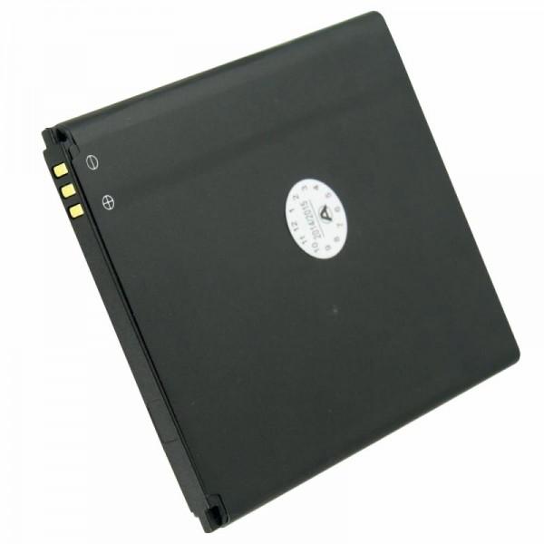 Wiko Rainbow batteri Li-ion udskiftning batteri til Wiko Rainbow batteri
