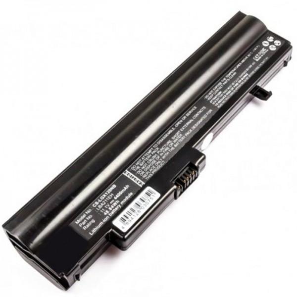 LG X120 batteri X130 som LB3211EE replik batteri fra AccuCell 11,1 Volt 4400mAh