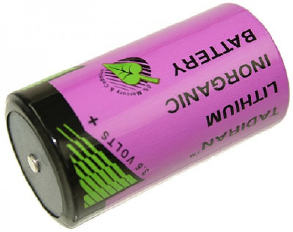 Tadiran SL-2780 / S Litiumbatteri 3.6 Volt 19000mAh Type D