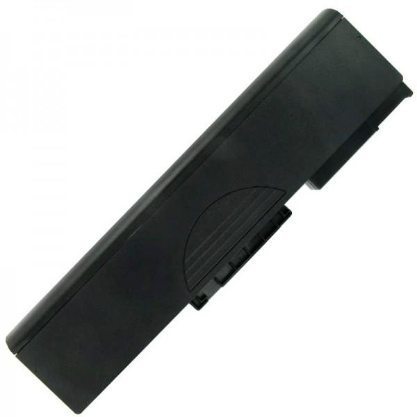 AccuCell batteri passer til Medion MD41300, BT-P77BM, 6600mAh
