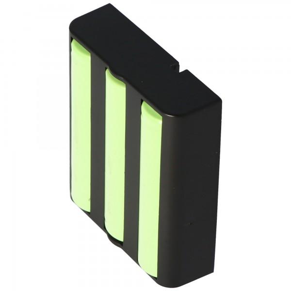 AccuCell batteri passer til Siemens phone S100, 1300mAh