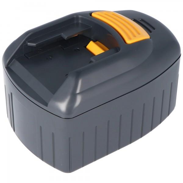 Batteri er kun egnet til Würth Master SL 9.6V batteri NiMH 9,6 Volt 2000mAh