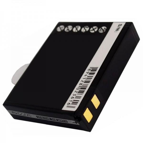 Skygolf SG5, SG5 Range Finder Replacement Battery BAT-00022-1050 Batteri