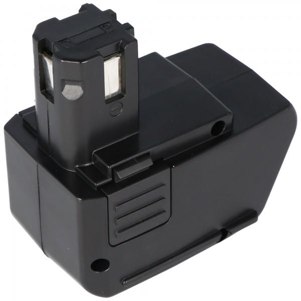 Hilti SFB125 Genopladeligt batteri NiMH SBP10SBP12, SFB125, SFB105, 00315082 fra AccuCell med 12 Volt, 3000mAh