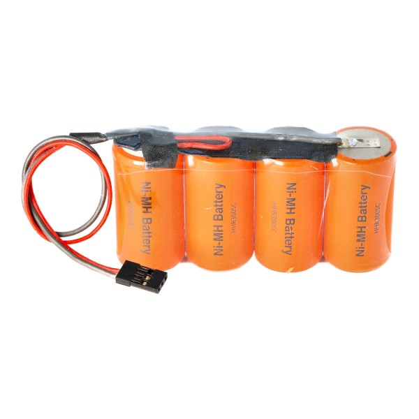 Racing Pack 4,8 Volt med Tamiya plug NiMH batteri 3000mAh HHR-30SCPA21