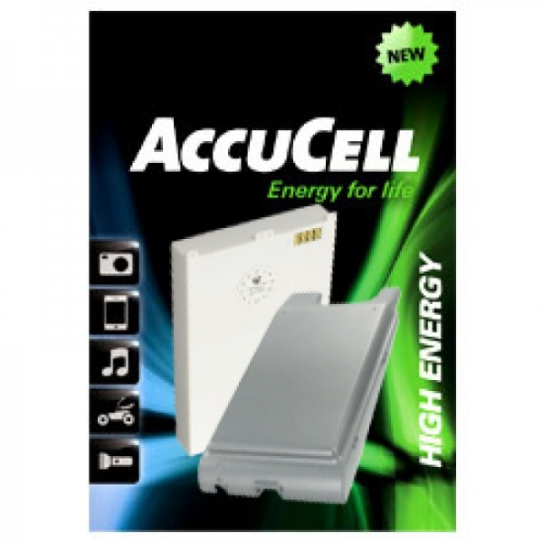 AccuCell batteri passer til Fujitsu-Siemens Pocket Loox T800