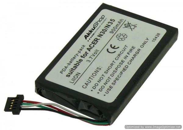AccuCell batteri passer til Yakumo Alpha X, 1038006, PS1020