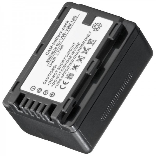 AccuCell batteri passer til VW-VBK180, VBK360 ingen originalt batteri