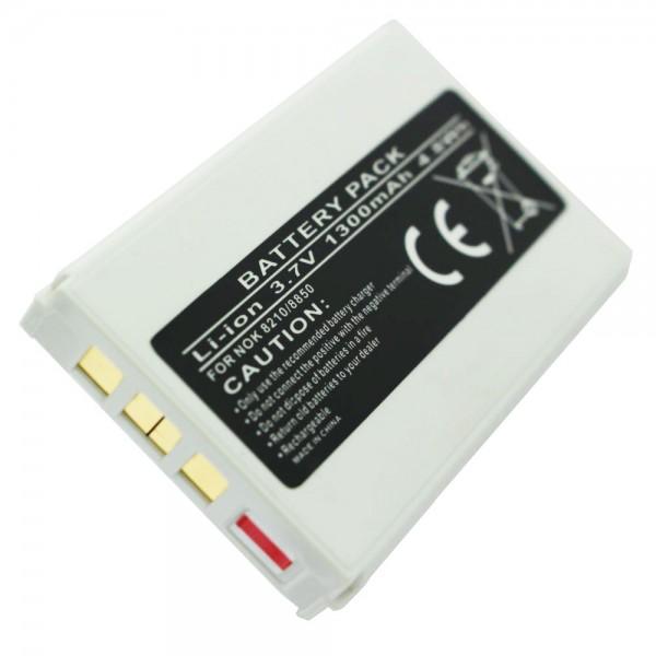 AccuCell batteri passer til Nokia 3610, BLB-2, 1200mAh