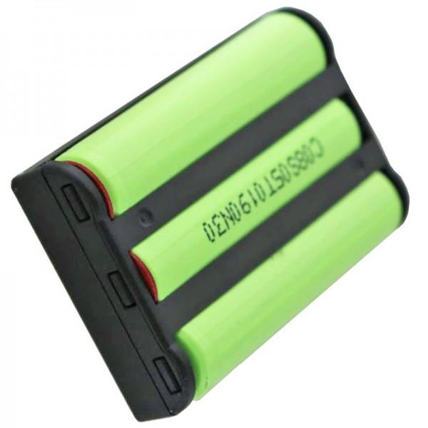 AccuCell batteri passer til Medion LT-9965 61434, Lifetec LT9965, LT9966
