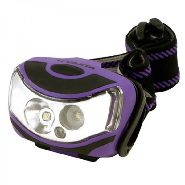 Varta LED forlygte 2x1 Watt LED Outdoor Sports Head Light