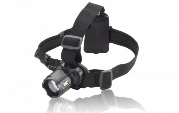 CAT CT4200 fokusable LED forlygte med condyle 220 lumen