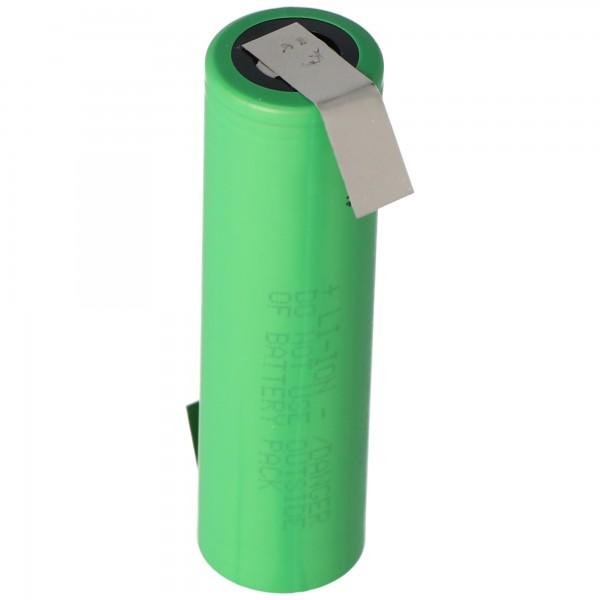 Batteri passer til Bosch IXO trådløs skruetrækker 3,6V 1,75Ah Li-Ion