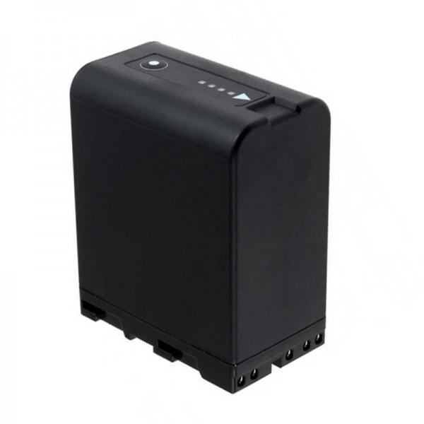 AccuCell batteri passer til Sony BP-U30, BP-U60 batteri 14.4 Volt, 5200mAh