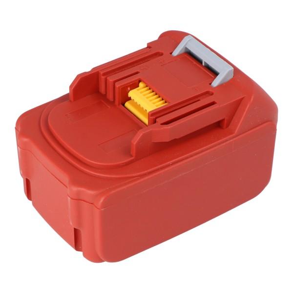5Ah replika batteri nøjagtigt egnet til Makita BL1850 batteri 18V 5.0Ah (ikke originalt Makita batteri)