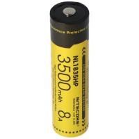 Nitecore Li-Ion batteri 18650 - 3500mAh - NL1835HP