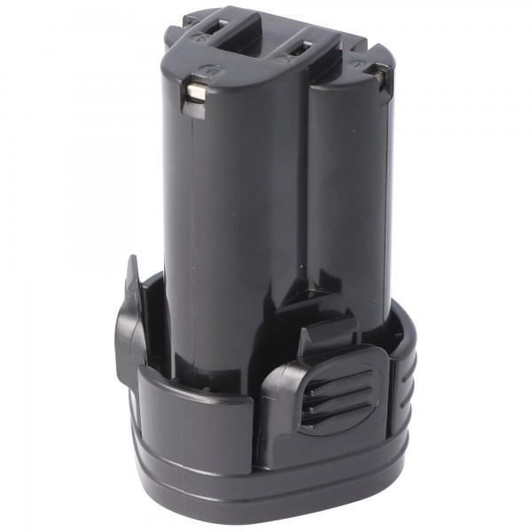 Batteri passer til Makita BL1013 batteri 194550-6, 194551-4, 10.8V, 1.5Ah
