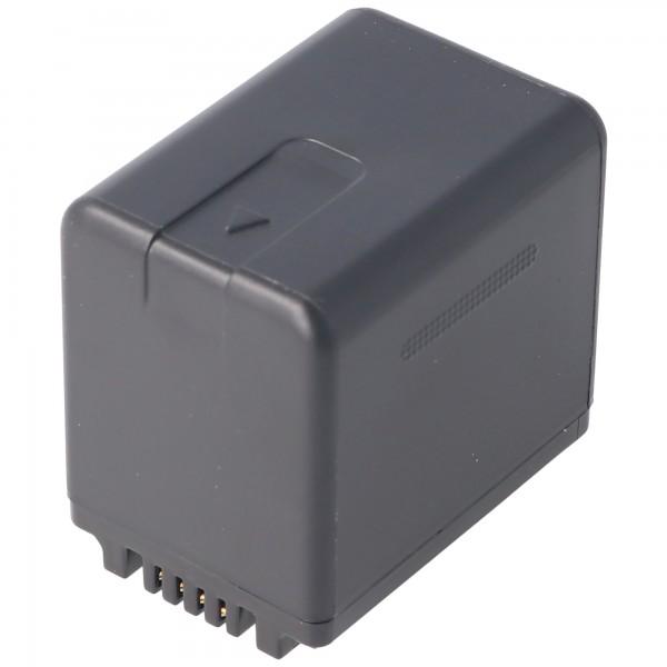 Batteri passer kun til Panasonic HC-V110, HC-V130, HC-V710 Batteri VW-VBT380, 3880mAh