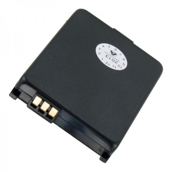 AccuCell batteri passer til Siemens C35, M35, S35, 1000mAh