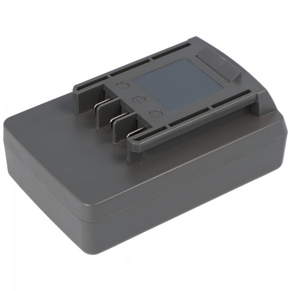 Batteri passer til Wolf Garden Li-Ion Power-Pack 5 41A20 batteri - L650 med 2000mAh