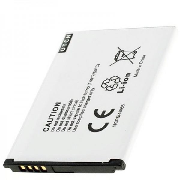 Batteri passer til Huawei R216 batteri HB434666RBC, E5573, E5577