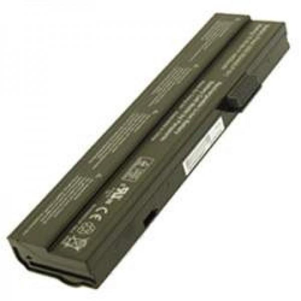 AccuCell batteri til Fujitsu-Siemens Amilo M1424 A1640, 6600mAh