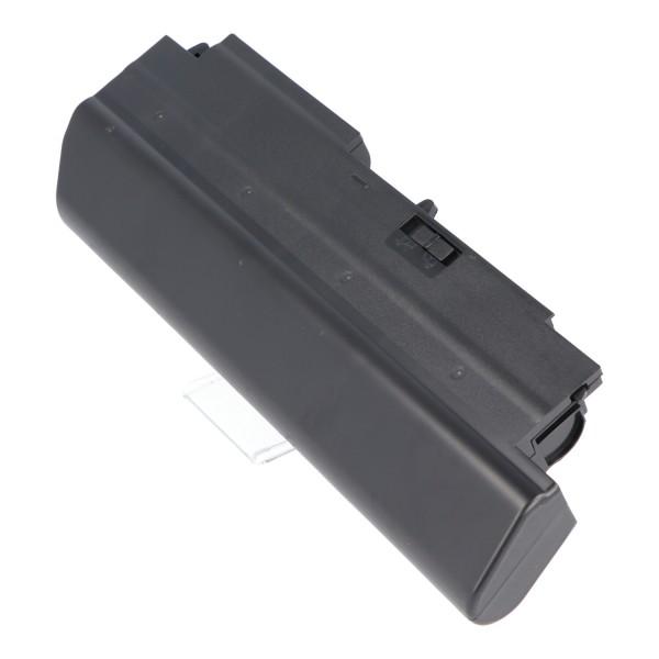 AccuCell batteri passer til IBM Lenovo ThinkPad R400 6600mAh