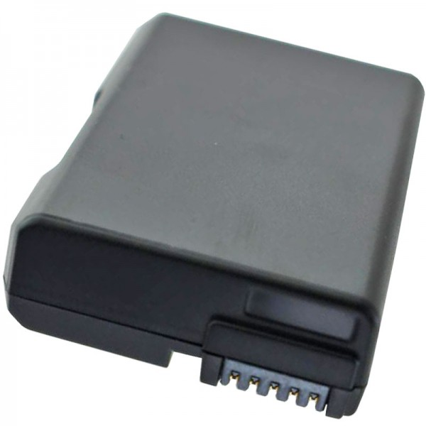 Nikon D3300 genopladeligt batteri EN-EL14A, EN-EL14, EN-EL14e som et replikabatteri fra AccuCell med 950mAh