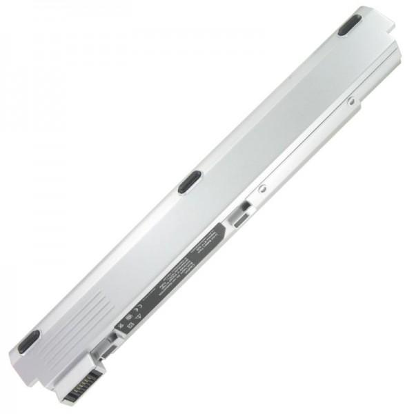 AccuCell batteri passer til Medion MD97290 batteri BTY-S25, BTY-S26, BTY-S27, BTY-S28