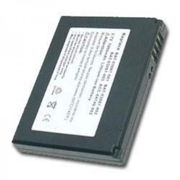 AccuCell batteri passer til Blackberry 6210 ACC-04746-002