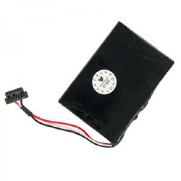 Batteri passer til MITAC Mio Moov S500, Mio Moov S556 338937010180