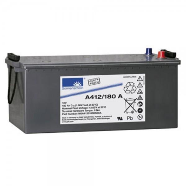 Sunshine Dryfit A412 / 180A Batterilad PB 12Volt 180Ah
