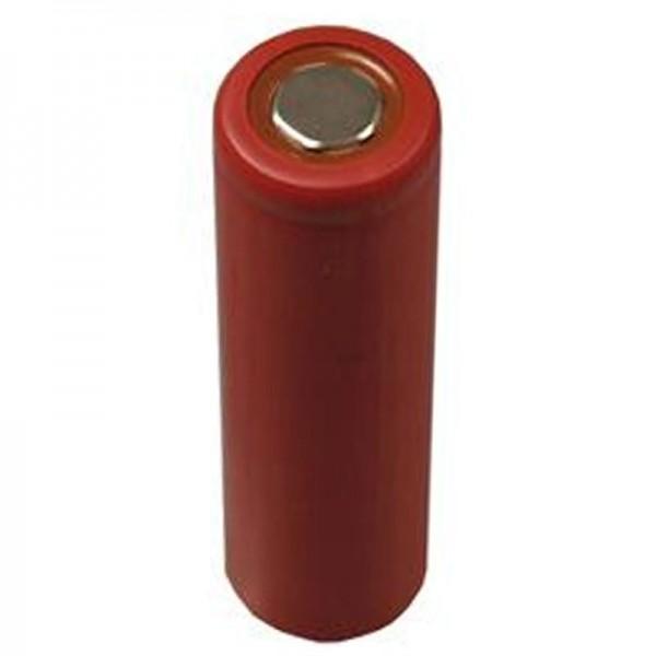 Sanyo Li-mangan UR-18650SA 3.7V 1.3Ah batteri